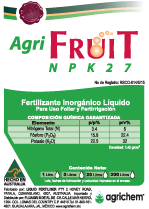 Agri Fruit NPK27