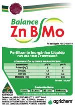 Balance ZnBMo