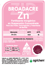 Broadacre Zn
