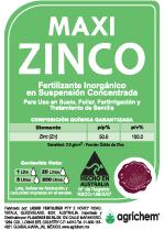 Maxi Zinco