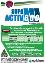 Supa Activ600