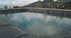 La cosecha de agua en zonas áridas, un beneficio productivo